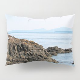 Lime Kiln Lighthouse Pillow Sham