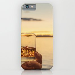 Cheers to the Sea iPhone Case