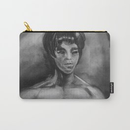 Invincible Spirit of Dead Heroes By Samantha Glover Carry-All Pouch