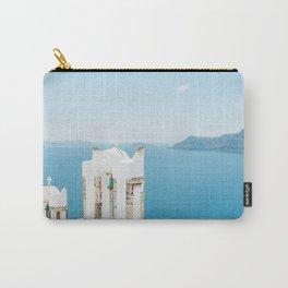 Church on Santorini Island Greece Oia Carry-All Pouch