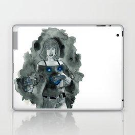 Guns to a Knife Fight Laptop & iPad Skin