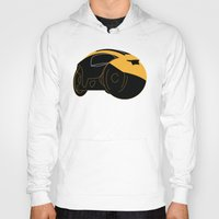 tron Hoodies featuring Tron by FilmsQuiz