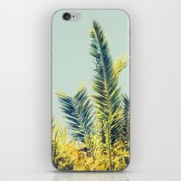 palm iPhone & iPod Skins featuring Palm by Esther Ní Dhonnacha