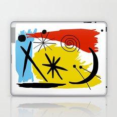 Tribute to A. Calder (n.3) Laptop & iPad Skin