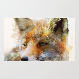 The cunning Fox Rug