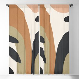 Abstract Art 56 Blackout Curtain