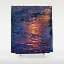 Monday Morning Blues ... By LadyShalene Shower Curtain