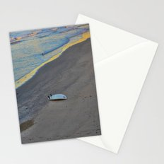 Forgotten on the Sand Stationery Cards