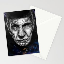 Spock Stationery Cards