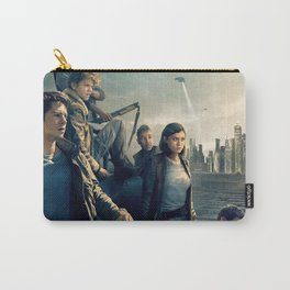 maze runner the death cure Carry-All Pouch