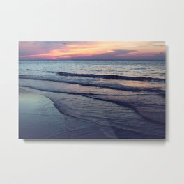 Salt Water Taffy Metal Print