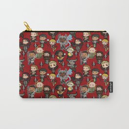 The Chibi Inquisition Carry-All Pouch