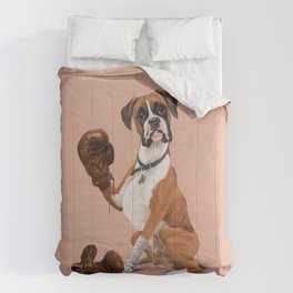 The Boxer (colour) Comforters