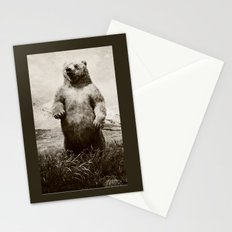 brother bears Stationery Cards