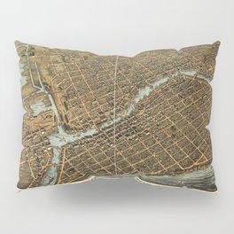Milwukee 1872 Pillow Sham