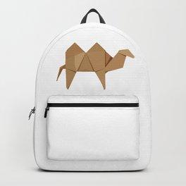 Origami Camel Backpack