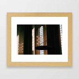 Copenhagen Church Framed Art Print