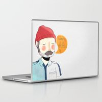 nan lawson Laptop & iPad Skins featuring I Wonder If It Remembers Me by Nan Lawson