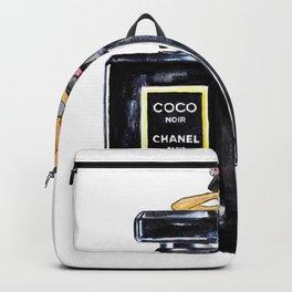 Perfume, glam wall art Backpack
