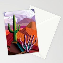 Black Canyon Desert Stationery Cards