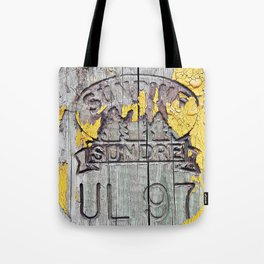 All and Sundre Tote Bag