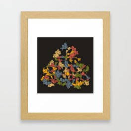 My Head Is In The Clouds #2 Framed Art Print