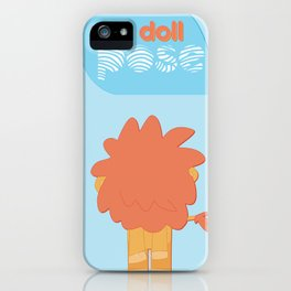 I Hatha Pose For You - Lion iPhone Case