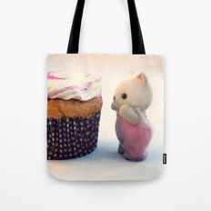 Now That's a Cupcake Tote Bag