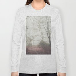 Autumn paths II - Landscape and Nature Photography Long Sleeve T-shirt