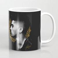 zayn malik Mugs featuring Zayn Malik Fantastic by Geekboy Roo
