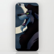 Scar the Lion iPhone & iPod Skin