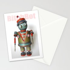 BitchBot Stationery Cards