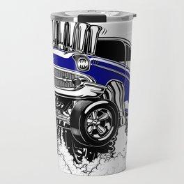 57 Gasser REV-3 BLUE Travel Mug