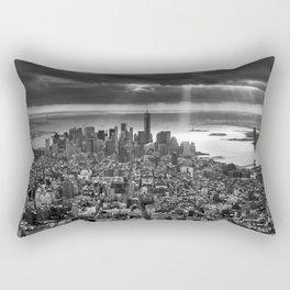 City of dreams Rectangular Pillow