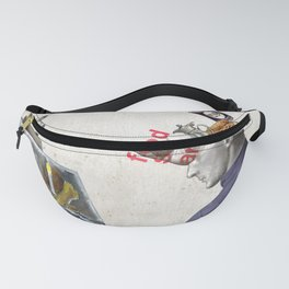 Beauty and hunger Fanny Pack