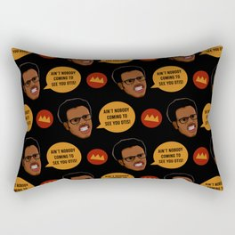 David Ruffin Rectangular Pillow
