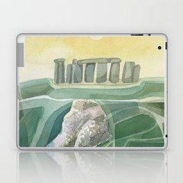 Stonehenge Wiltshire England Laptop & iPad Skin