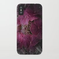 hydrangea iPhone & iPod Cases featuring Hydrangea by Paul & Fe Photography