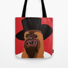 The Good, The Bad and The Ugly Wookie Tote Bag