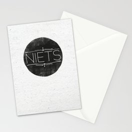 Niets Stationery Cards