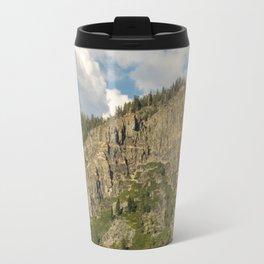 Rocks and Shrubs Travel Mug
