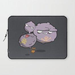 Pokémon - Number 109 & 110 Laptop Sleeve