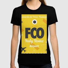 FCO Italy Rome T-shirt