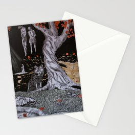 Heidinnfirar Badmr Stationery Cards