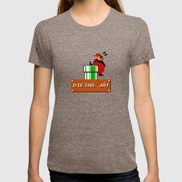 Dietas Já! T-shirt