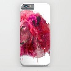 Rose Lion iPhone 6s Slim Case