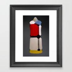 Starter (study) Framed Art Print