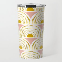 Aurora - Blush Travel Mug