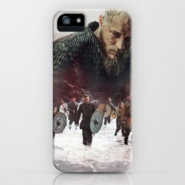 The Heart Of A King iPhone Case