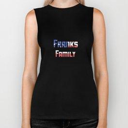 Franks Family Biker Tank